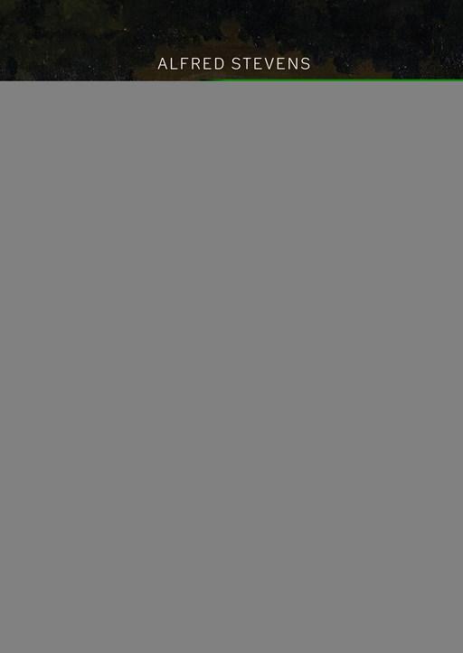 Alfred Stevens (1823-1906) – Second Empire Elegance