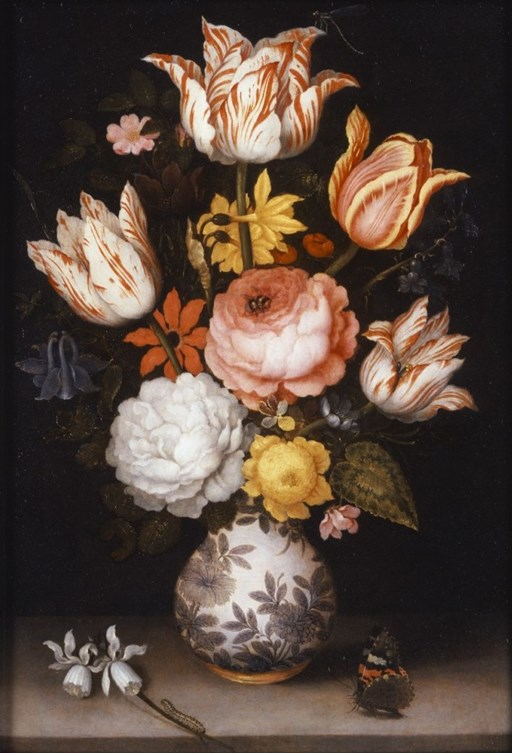 Old Master Flowers for Spring