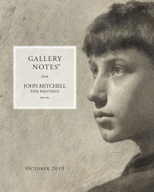 Gallery Notes October 2019