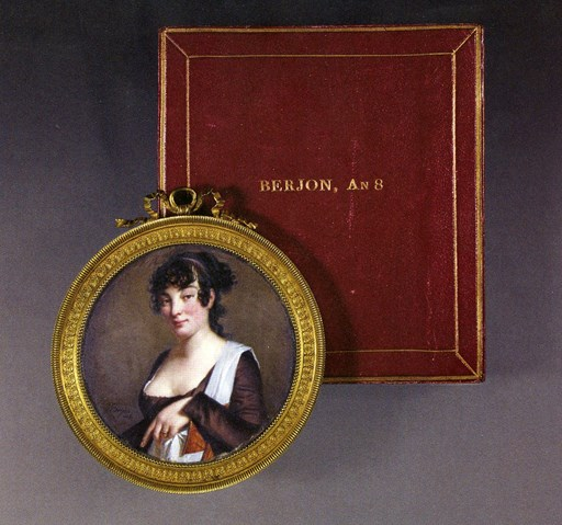 French miniature makes record price: