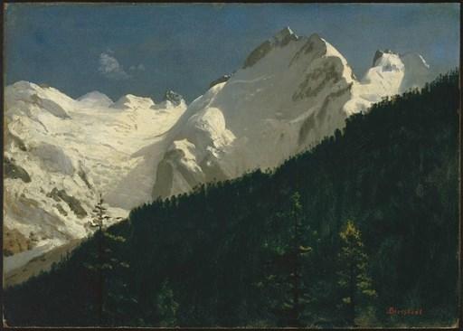 John Constable and Albert Bierstadt: John Mitchell's Boston connection