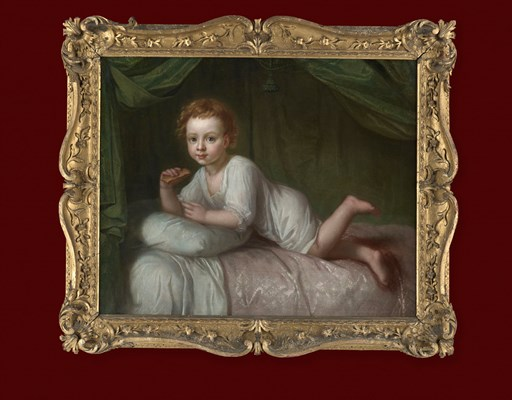 The Museum of Childhood acquires our Francis Hayman painting