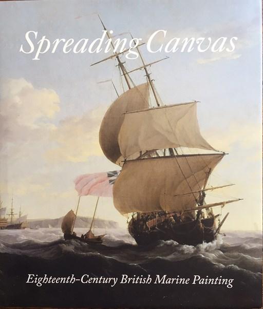 Spreading Canvas - Eighteenth-Century Marine Painting