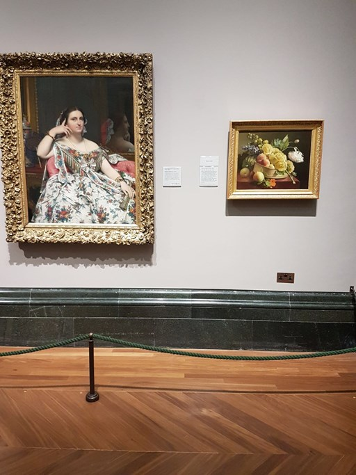 Antoine Berjon at the National Gallery