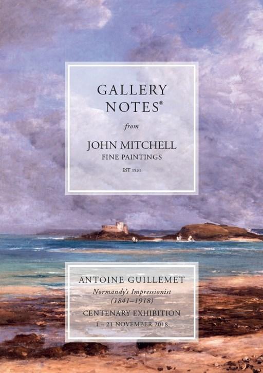 ANTOINE GUILLEMET Normandy's Impressionist
