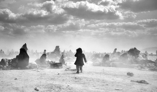 Created in Conflict - the photographs of Adam Dobby